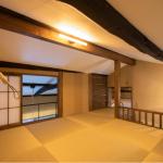 a tatami room on a  loft(bed room<!--bed room->)